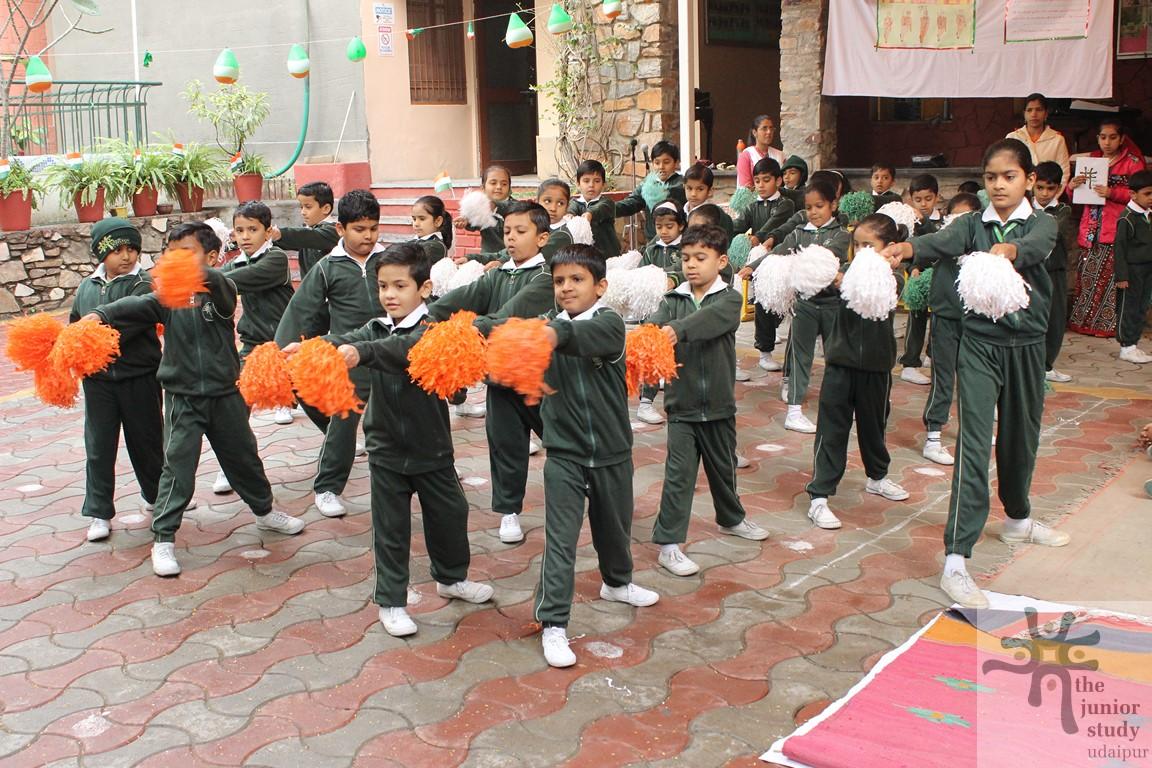 The junior study udaipur