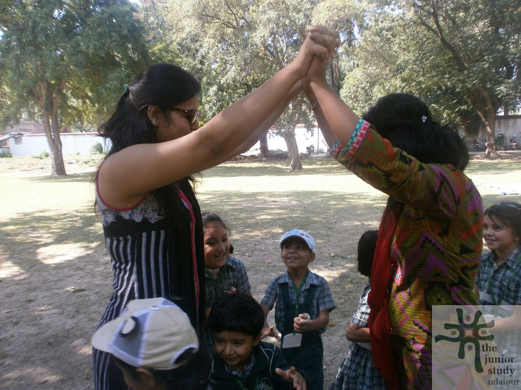 Nursery, LKG and UKG picnic 2015-16